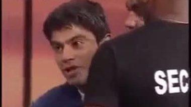 Rakhi Savant TV show : abusing