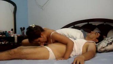 Fuck video of boss's horny NRI wife