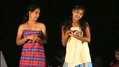 Telugu Hot Girls Night stage dance 20