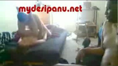 Nadirgunj Village bhabi fucked by hubby's friend in hotel room mms