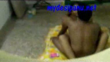 Chennai busty bhabi fucked by devar on floor mms