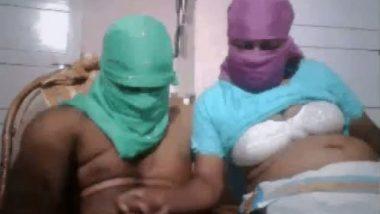 Bihari mature bhabhi hiding her face during sex session