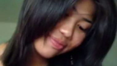 Nepali college girl giving blowjob and hard fucked by lover