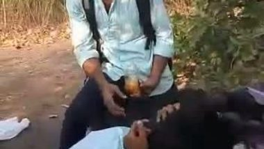 Outdoor mms scandal of desi college girl Neha