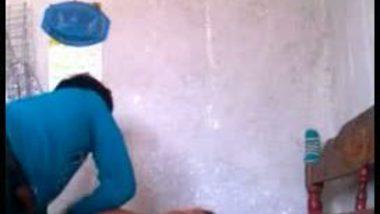 Hidden cam sex mms of Gurgaon girl fucked by lover