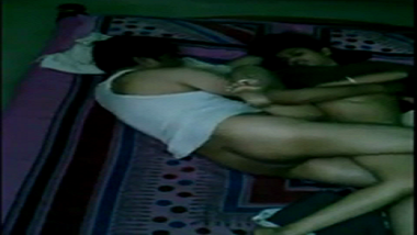 Ranchi desi couple record sensual home sex tape