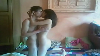 Hardcore and passionate sex session of Chandigarh couple