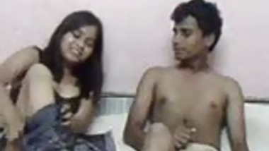 Aggressive south indian girl with bf