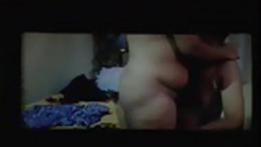 Mallu Busty Aunty Topless