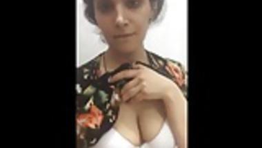 Indian Girlfriend Selfie