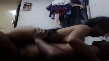 Hidden cam mms scandal of Nasik bhabhi with neighbor