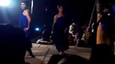 desi nude stage dance