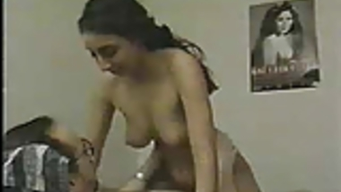 Indian Girl Gets Used to Porn