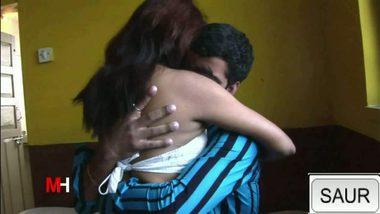 Big boobs desi model porn clip with lover