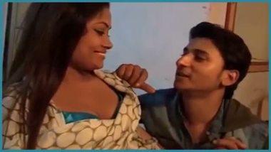 Indian bhabhi hot romance with her stylist