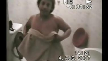 Naked Indian Bhabhi Filmed In Bedroom