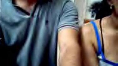 Ajay and Raveena Indian webcam couple
