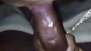 Indian tamil girl blowjob like a prostitute, she enjoyed it.