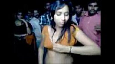 Hot record dance in the south Indian village