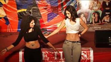 Indian college slutty whore belly dancing