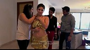 Hot scenes from the movie Sunny Leone