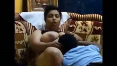 Eating Pussy Of Aunty With Huge Boobs