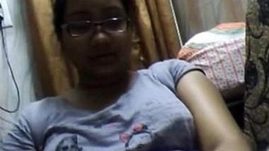 Bangla desi Dhaka girl Sumia on Webcam