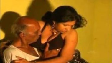 Sexy Indian Wife Enjoyed By Father In Law