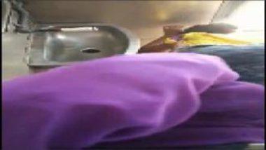 Secret Sex In Desi Train Toilet Caught On Camera