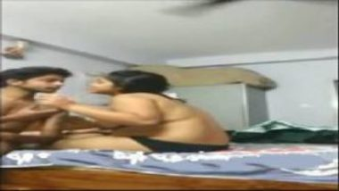 Sex Video Made While Fucking Hot Bihari Teen Chick