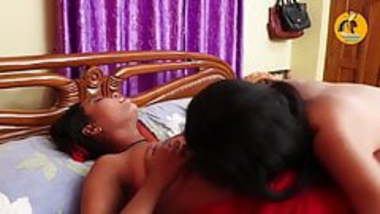 Lesbian love between Indian mom and daughter