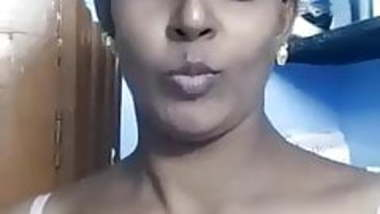 Video call with aunty