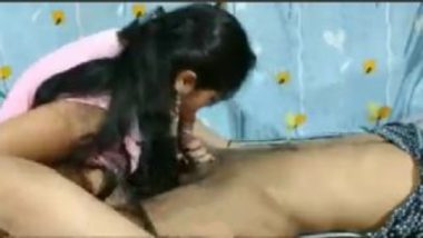 Desi Hot Maid Giving Lovely Blowjob To Young Boss