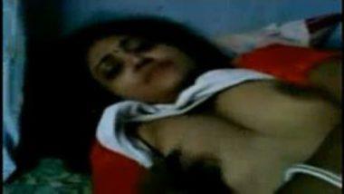 Hot Maal Desi Aunty With Big Boobs Enjoying