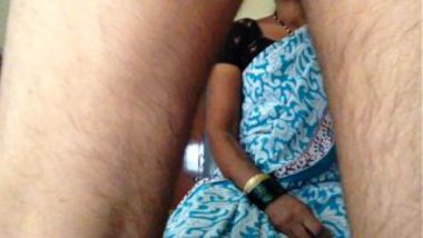 Desi village maid fucked hard by owner