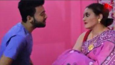 Desperate desi bhabhi sex with horny devar