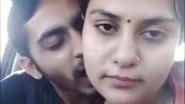 Desi Gujrati girl Ananya has car sex with her boyfriend.