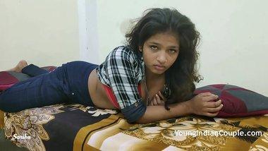 Desi Teen Sarika Playing with Her Big Boobs And Hot Ass On Cam