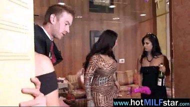 Hard Long Dick Stud For Cock Sucker Mature Lady (india summer) vid-16
