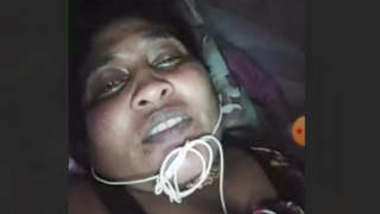 Desi Milf Showing On VideoCall