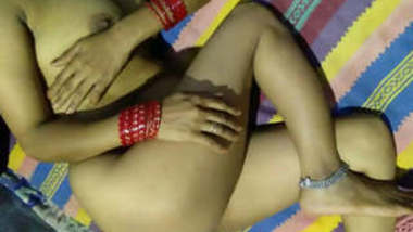 Indian randy bhabhi sex with her client part 2