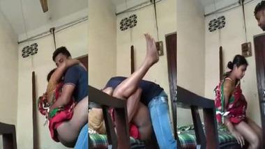 Desi Randi sex with her customer in cam