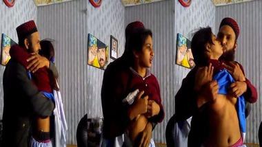 Pakistani MMS sex scandal video