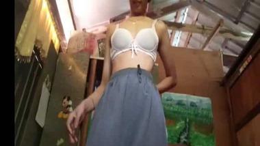 Sexy Manipuri nude MMS video