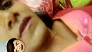 Slim Desi Girl Showing on Video Call