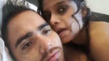 Indian Couple Having sex Hindi talk