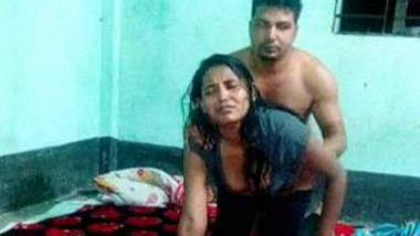 Blowjob Groping and Fucking video of Indian couple