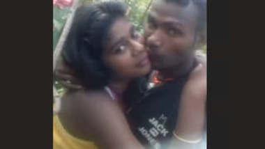 Desi couple in jungle 2 clips part 1