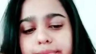 Desi girl Miara naked show