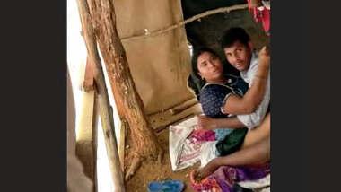 Desi Couple caught fucking